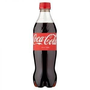 Coca-cola 0.5 л